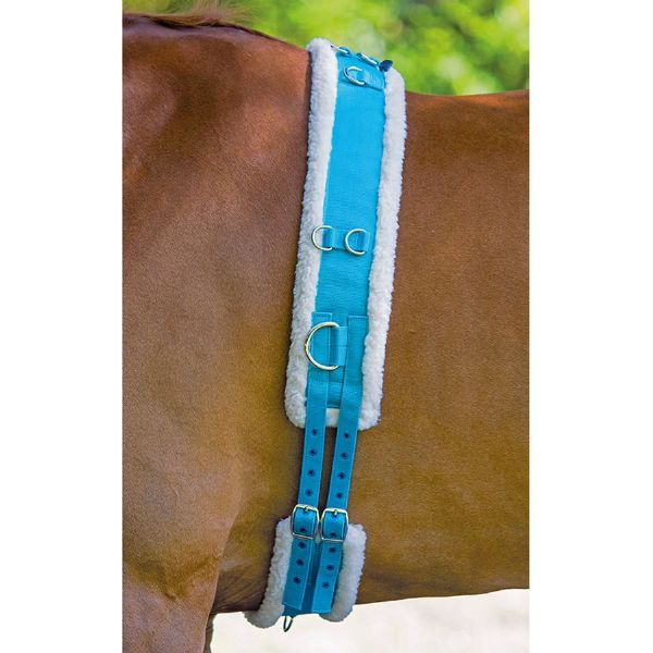 Shires Nylon Roller with Fleece Padding